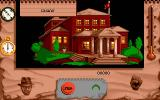 Indiana Jones and The Fate of Atlantis: The Action Game DOS Level 1: The casino.