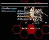 Front Mission 3 PlayStation customizing weapon
