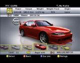 Forza Motorsport Xbox This is your garage were all the cars you have won or bought are kept.