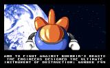 Gunbee F-99: The Kidnapping of Lady Akiko Amiga Our sprite