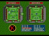 Super Kick Off Genesis Knowing where each player is on set pieces and open play is very important.