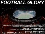 Football Glory DOS Title Screen