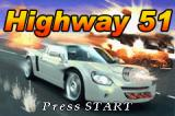 Ultimate Arcade Games Game Boy Advance Highway 51 title screen