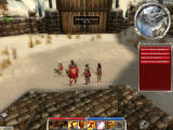 Guild Wars Windows Starting a random PvP game - the match begins in a few seconds when the gate opens.