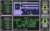 Icarus Commodore 64 Looking for keys and destroying Blaster-Trons