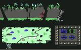 Captain Zapp Commodore 64 The end of the jungle
