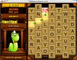 Bookworm Deluxe Macintosh Remove burning letters by linking them into a word