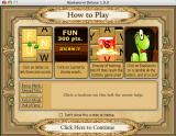 Bookworm Deluxe Macintosh How to play