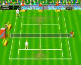 Center Court Tennis Amiga Another missed ball
