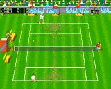 Center Court Tennis Amiga Don't just sit there!
