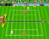 Center Court Tennis Amiga Net
