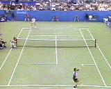 Center Court Tennis Amiga One of several pictures in the game