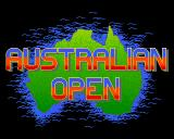 Center Court Tennis Amiga Time for the Australian Open!