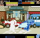 Fatal Fury: First Contact Neo Geo Pocket Color In a subsequent match, Xiangfei's offensive is interrupted by Mai's Ryuu Enbu (in Break Shot mode).