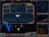 Galactic Civilizations Windows There are many ways to invade an enemy planet. Meteors can be used as a weapon of mass destruction.