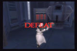 "Star Wars: Battlefront II PlayStation 2 If you lose all your command posts, you get a ""Defeat"" screen"