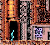 Oddworld Adventures 2 Game Boy Color Starting location