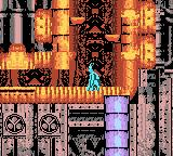 Oddworld: Adventures 2 Game Boy Color Dropped down and now I need to roll.
