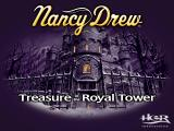 Nancy Drew: Treasure in the Royal Tower Windows Title Screen