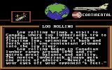 World Games Commodore 64 Every discipline is preceded by a more or less helpful description