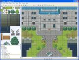 RPG Maker XP Windows A different tileset - a different world - A castle map complete with some events.