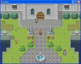 RPG Maker XP Windows The same castle - in game.