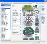 RPG Maker XP Windows The tileset editor, used to edit tileset preferences and change the way it interacts with the hero.