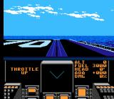 Stealth ATF NES Take off, mission 6. This time you will take off from a aircraft carrier.