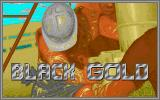 Black Gold Amiga Title screen