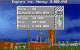 Black Gold Amiga Our main task: selling oil