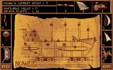 Storm Master DOS Airship Design - The drawing board on airship construction. Plan well!