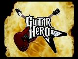 Guitar Hero PlayStation 2 Introduction sequence title