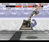"Deadly Moves SNES Here is another ""Ryu-style"" move..."