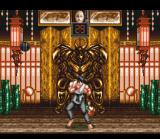 Deadly Moves SNES Another bonus stage...