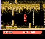 Indiana Jones and the Last Crusade: The Action Game NES Making your way through the water.