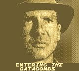Indiana Jones and the Last Crusade: The Action Game Game Boy Intro to stage 3.