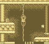 Indiana Jones and the Last Crusade: The Action Game Game Boy In the catacombs you must find this pieces of a scroll.