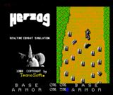 Herzog MSX Moving forward in the jungles of Senty