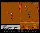 Herzog MSX Two player mode