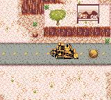 Caterpillar Construction Zone Game Boy Color Using the D10R track-type tractor