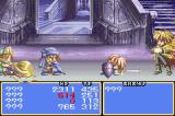 Tales of Phantasia Game Boy Advance Intro: A battle (but who are these people and why are they fighting?)