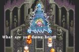 Tales of Phantasia Game Boy Advance Intro: The 4 warrior seals the mysterious figure into the tomb along with a pendant
