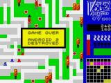 Android Two ZX Spectrum Game over