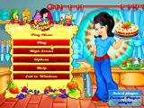 Cake Mania Windows Main Menu