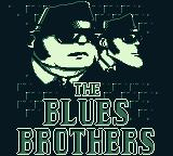 The Blues Brothers Game Boy Title screen