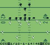 Bo Jackson: Two Games in One Game Boy I am blitzing on defense