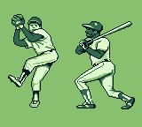 Bo Jackson: Two Games in One Game Boy Baseball selected
