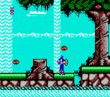 Captain America and the Avengers NES Doing a level with Captain America
