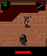Blade: Trinity J2ME Level boss in the Phoenix Towers