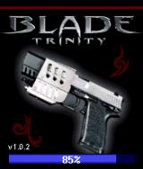 Blade: Trinity J2ME Title screen